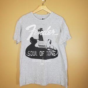 Fender Soul of Tone mens Tshirt